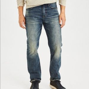 American eagle relaxed straight fit jeans